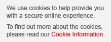 Cookie Information